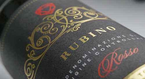 Come progettare le etichette delle bottiglie di vino col neuromarketing