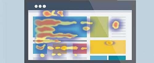 disegno di una mappa di calore