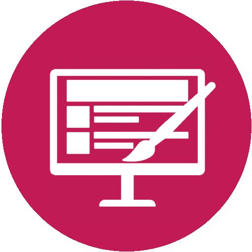 icona web design e ux design